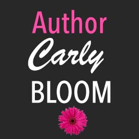 Author Carly Bloom